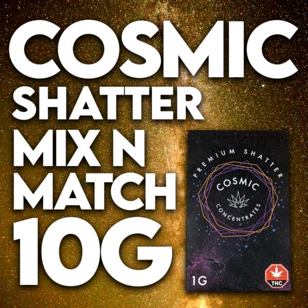 cosmic shatter