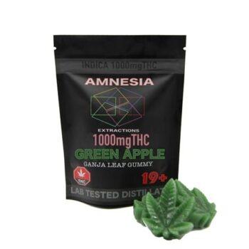 amnesia green apple