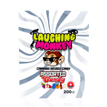 laughing monkey assorted candies